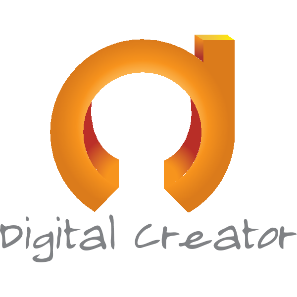 Digital Creator Logo ,Logo , icon , SVG Digital Creator Logo