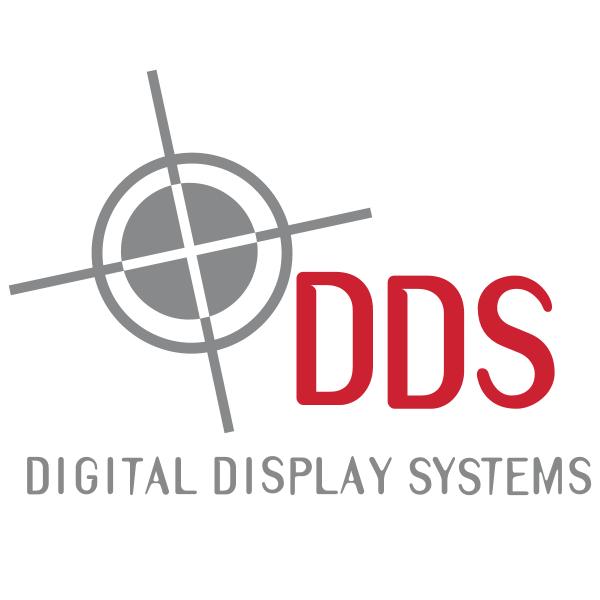 Digital Display Systems ,Logo , icon , SVG Digital Display Systems