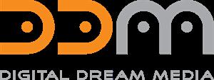 Digital Dream Media Logo ,Logo , icon , SVG Digital Dream Media Logo