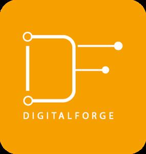 Digital Forge Logo ,Logo , icon , SVG Digital Forge Logo
