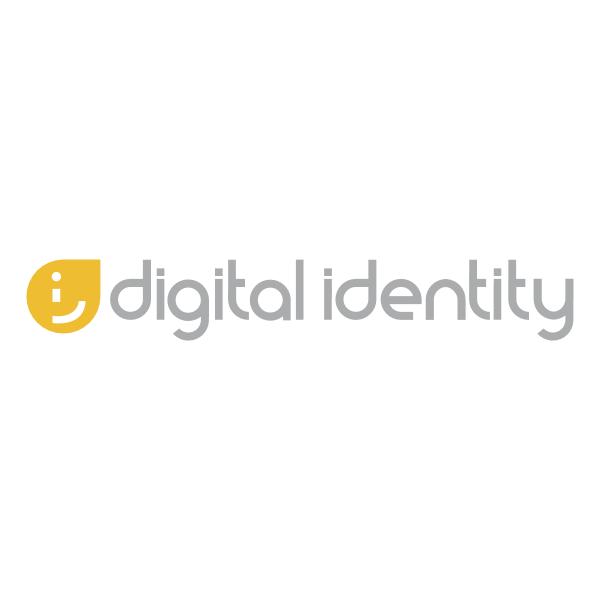 Digital Identity ,Logo , icon , SVG Digital Identity