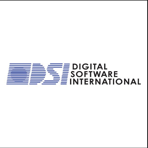 Digital Software International Logo ,Logo , icon , SVG Digital Software International Logo