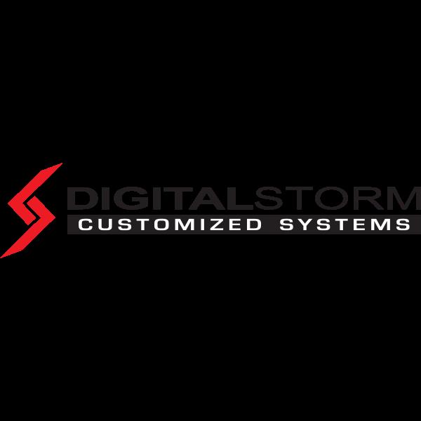 Digital Storm Online Logo ,Logo , icon , SVG Digital Storm Online Logo
