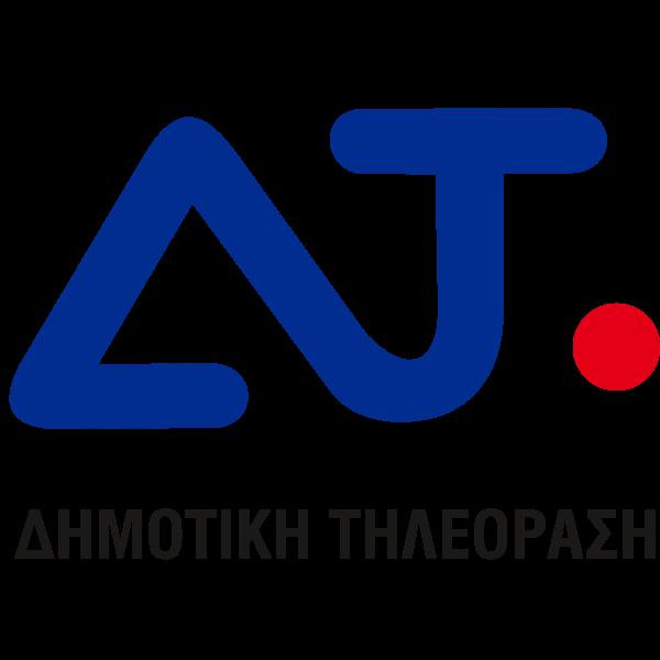 Dimotiki TV Logo ,Logo , icon , SVG Dimotiki TV Logo