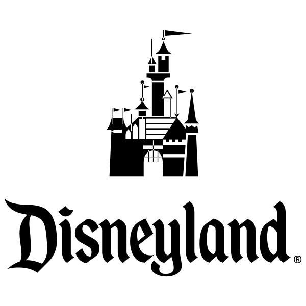 Disneyland ,Logo , icon , SVG Disneyland