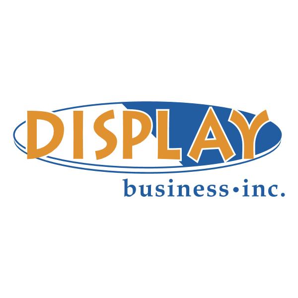 Display Business Inc ,Logo , icon , SVG Display Business Inc