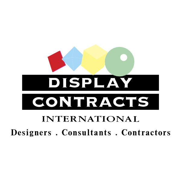 Display Contracts International ,Logo , icon , SVG Display Contracts International