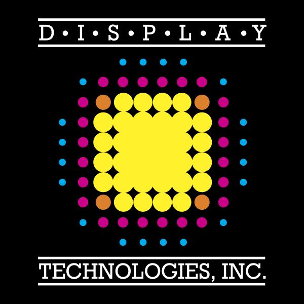 Display Technologies ,Logo , icon , SVG Display Technologies
