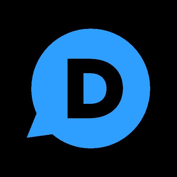 Disqus social icon Logo ,Logo , icon , SVG Disqus social icon Logo