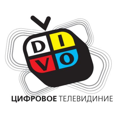 DIVO TV Logo ,Logo , icon , SVG DIVO TV Logo