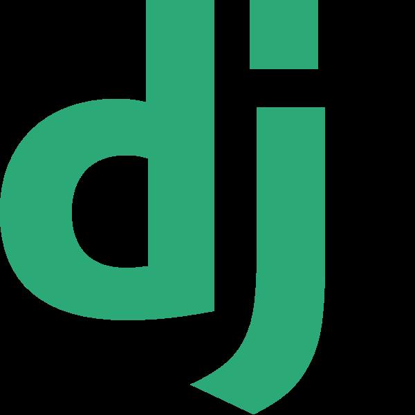Django ,Logo , icon , SVG Django
