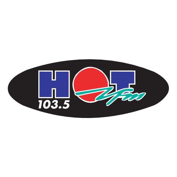 DMG HOT FM Cairns Logo ,Logo , icon , SVG DMG HOT FM Cairns Logo