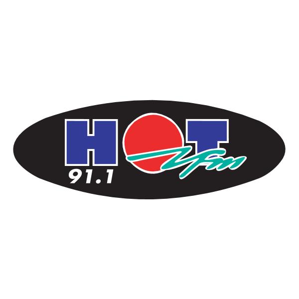 DMG HOT FM Sunshine Coast Logo ,Logo , icon , SVG DMG HOT FM Sunshine Coast Logo