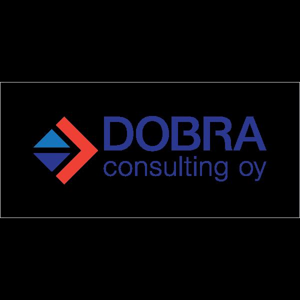 DOBRA consulting oy Logo ,Logo , icon , SVG DOBRA consulting oy Logo
