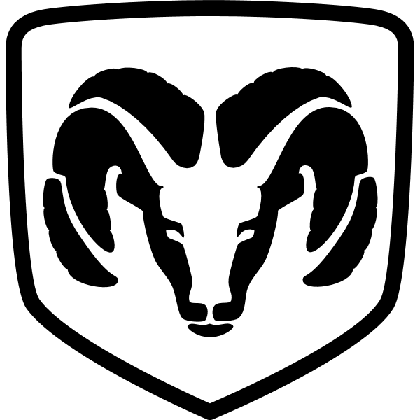 DODGE RAM ,Logo , icon , SVG DODGE RAM