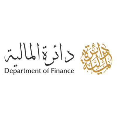 DOF Dubai Government ,Logo , icon , SVG DOF Dubai Government