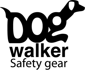 Dog Walker Safety gear Logo ,Logo , icon , SVG Dog Walker Safety gear Logo