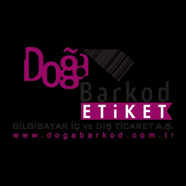 Doga Barkod Etiket Logo ,Logo , icon , SVG Doga Barkod Etiket Logo