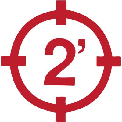 Dos Minutos Logo ,Logo , icon , SVG Dos Minutos Logo