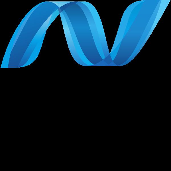 Dotnet ,Logo , icon , SVG Dotnet