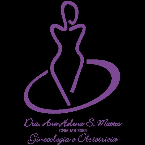 Dr. Ana Helena S. Mattos Logo ,Logo , icon , SVG Dr. Ana Helena S. Mattos Logo