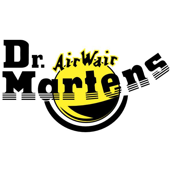 Dr Martens ,Logo , icon , SVG Dr Martens