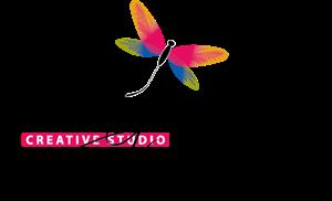 Dragonfly Creative Studio Logo ,Logo , icon , SVG Dragonfly Creative Studio Logo