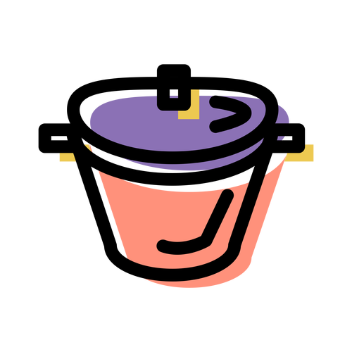 drink and food ,Logo , icon , SVG drink and food