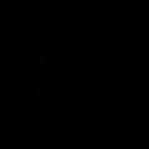 Coffee machine ,Logo , icon , SVG Coffee machine