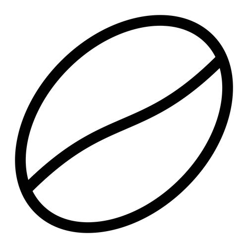 Black coffee ,Logo , icon , SVG Black coffee