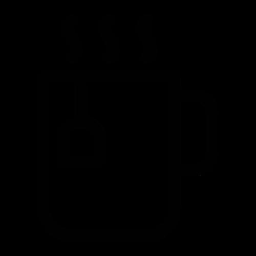 drink tea ,Logo , icon , SVG drink tea
