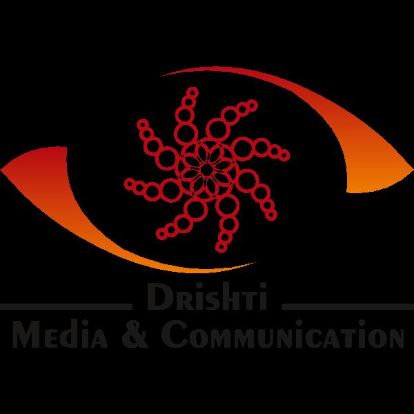 Drishti Media & Communication Logo ,Logo , icon , SVG Drishti Media & Communication Logo