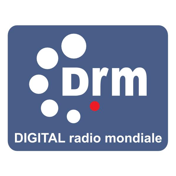 DRM Logo ,Logo , icon , SVG DRM Logo