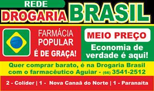 Drogaria Brasil Logo ,Logo , icon , SVG Drogaria Brasil Logo