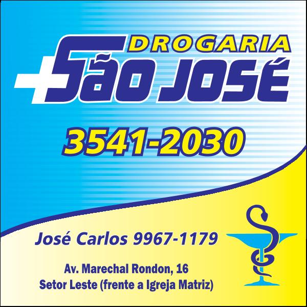 Drogaria São José Logo ,Logo , icon , SVG Drogaria São José Logo