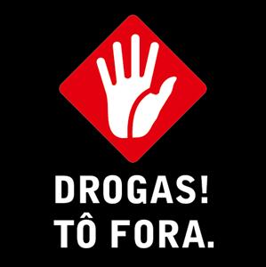 Drogas ! Tô Fora Logo ,Logo , icon , SVG Drogas ! Tô Fora Logo