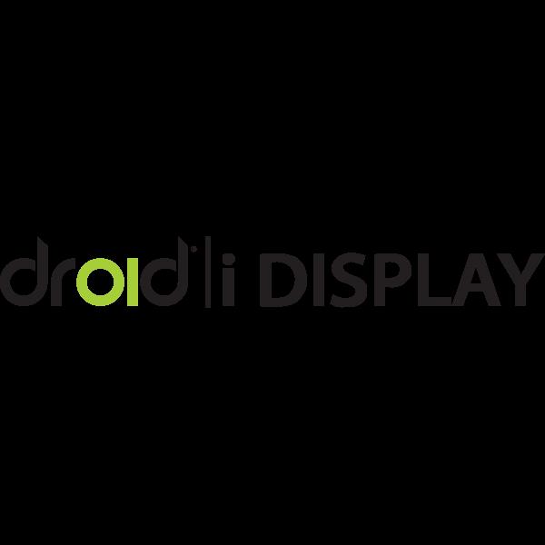 Droid i Display Logo ,Logo , icon , SVG Droid i Display Logo