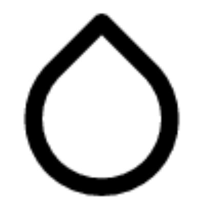 droplet ,Logo , icon , SVG droplet