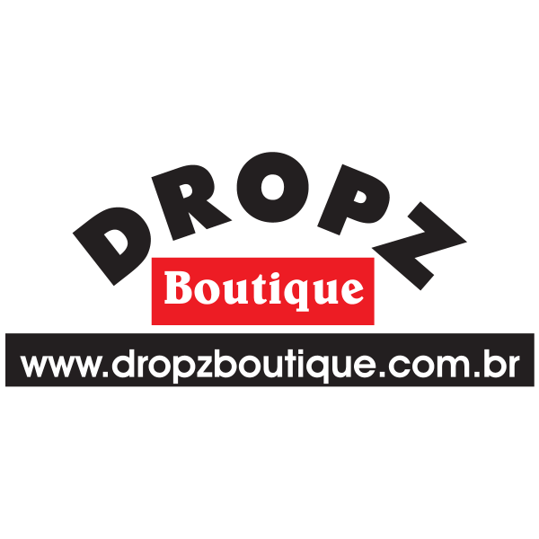 Dropz Boutique Logo ,Logo , icon , SVG Dropz Boutique Logo