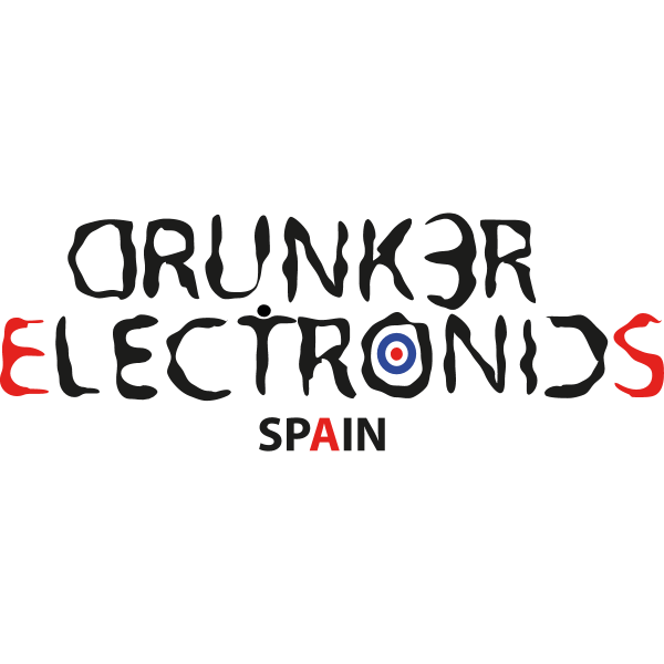 Drunker Electronics Spain Logo ,Logo , icon , SVG Drunker Electronics Spain Logo