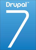 Drupal 7 Logo ,Logo , icon , SVG Drupal 7 Logo