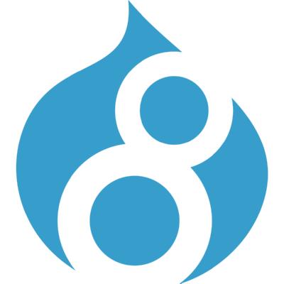 drupal icon ,Logo , icon , SVG drupal icon