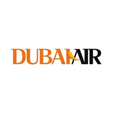 DUBAI AIR Logo ,Logo , icon , SVG DUBAI AIR Logo