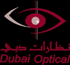 شعار نضارات دبي ,Logo , icon , SVG شعار نضارات دبي
