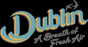 Dublin, A Breath of Fresh Air Logo ,Logo , icon , SVG Dublin, A Breath of Fresh Air Logo