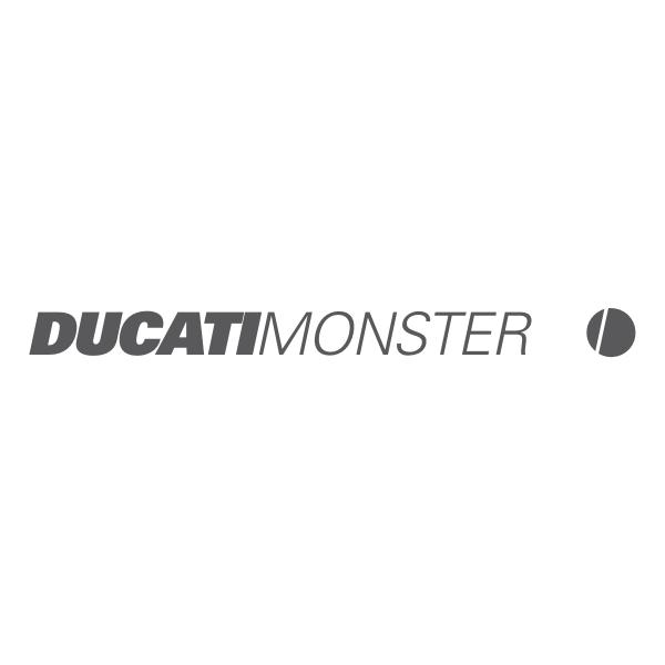 Ducati Monster ,Logo , icon , SVG Ducati Monster