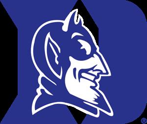 Duke Blue Devil Logo ,Logo , icon , SVG Duke Blue Devil Logo
