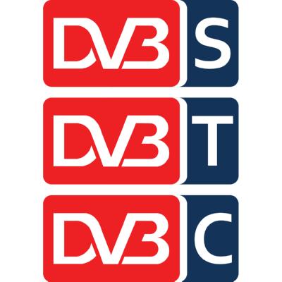 DVB S-T-C Logo ,Logo , icon , SVG DVB S-T-C Logo