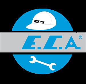 E.C.A. Logo ,Logo , icon , SVG E.C.A. Logo