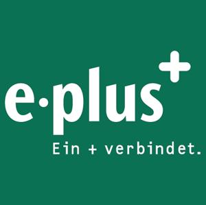 E-Plus Ein Plus verbindet Logo ,Logo , icon , SVG E-Plus Ein Plus verbindet Logo